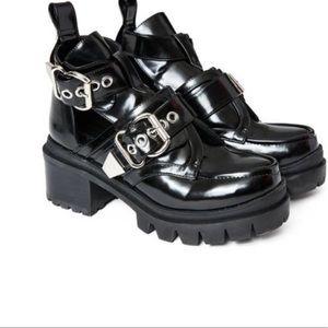 Jeffery Campbell Drifter Boots